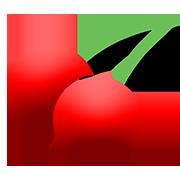symbool fruit