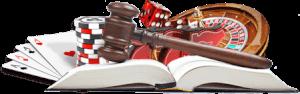 Wetboek spelletjes